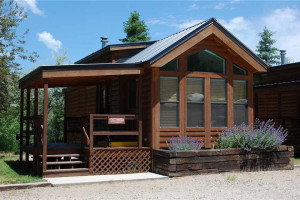3 Rivers Resort   Lodge & Cabins in Almont CO